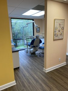 Austin Dental Wellness operatory